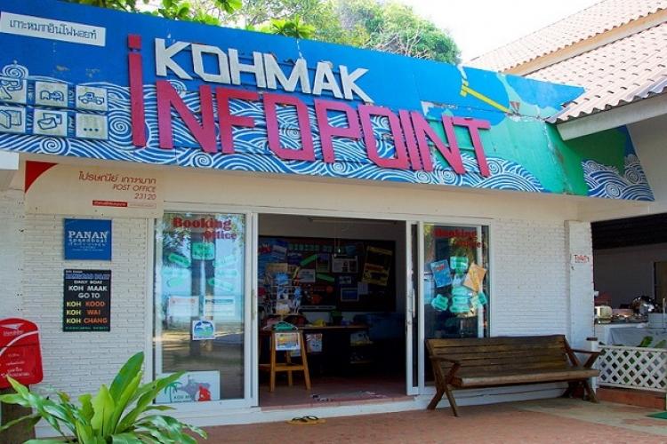 Koh Mak Info Point